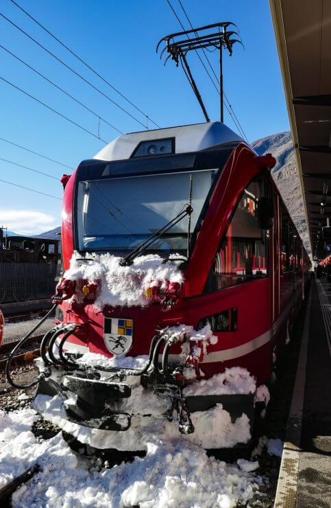 An Epic Train Journey