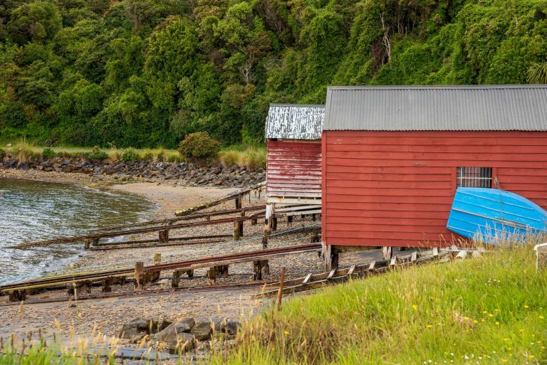 Photos from Stewart and Ulva Islands